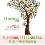 45 symposium septg sevilla Gabriel Roldan