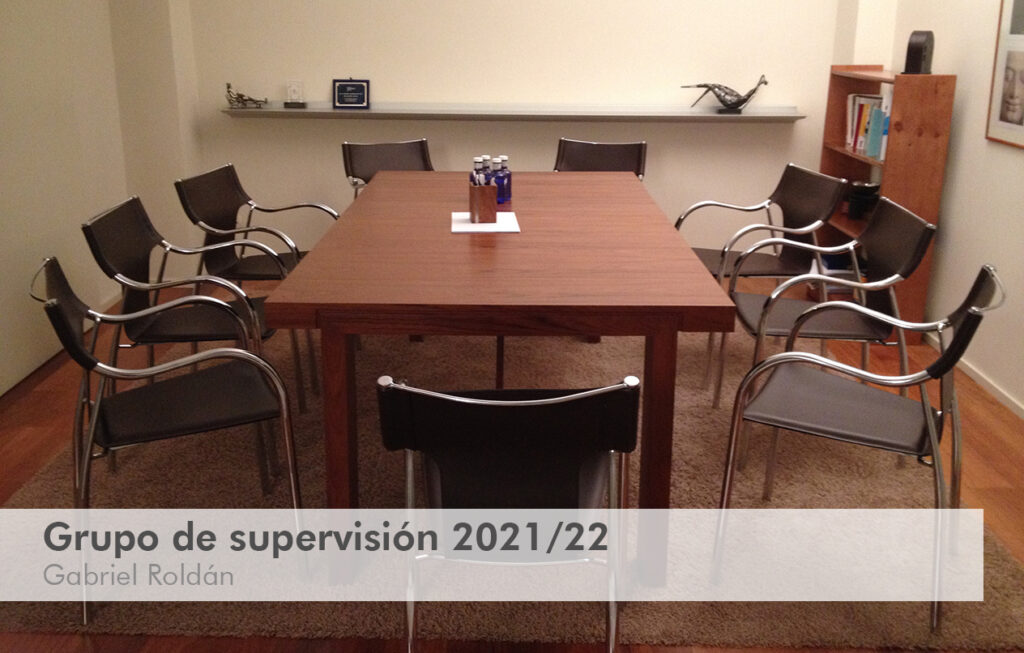 grupo de supervision _ Gabriel Roldan 2021-22